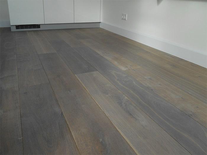 brede houten vloeren