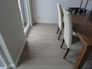 Gerookte eiken houten vloeren bax houthandel b v