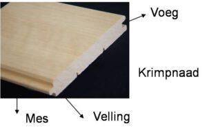 massief hout technisch