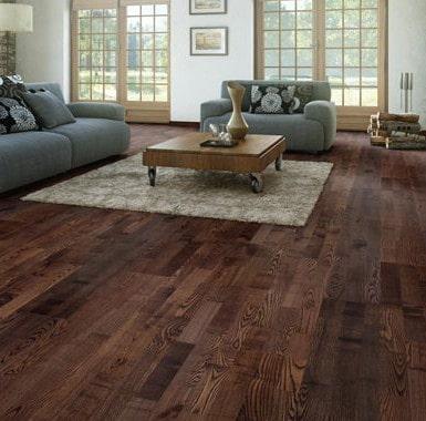essen houten vloer