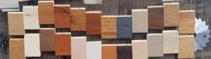 showroom houtsoorten
