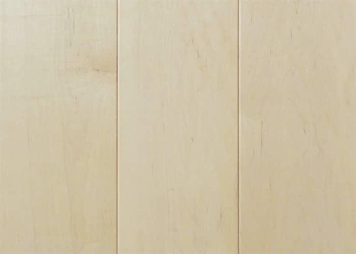 white maple parketvloer