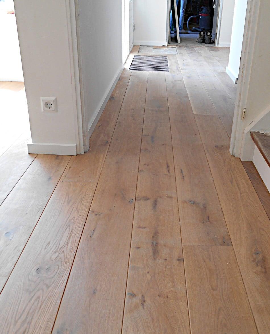 houten vloer rotterdam